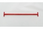 900mm Tumble Bar- Red (Flat Plates)