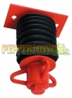 Extra Heavy Duty 3 Prong Tyre Swivel - Commercial