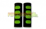 X1 or X2 Alien Flier Replacement Grips, GREEN - Set of 2