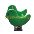 Bird Spring Rocker - GREEN