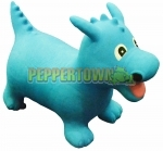 Jumping Animals - BABY DRAGON BLUE