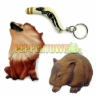 Australian Magnet and Key Ring Pack