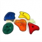 Climbing Rock Holds- SMALL (Set of 5)