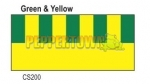 Carnival - Yellow with Green Canopy
