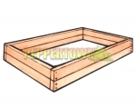 Double Layer Sand Pit