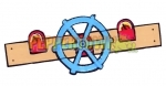 Ships Wheel Action Kit