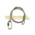 Extension Sling with Clip - 121cm