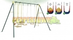 Hurricane 1000 Swing Set Plus 3-Way Convertible Swing