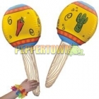 "Fiesta 32"" Inflatable Party Maracas"