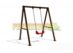 Solo Swing Frame with Seat - Steel- Pre-Order for June 2018
