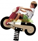 Motor Bike Playground Rocker