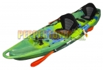 Bri-yak Double by Mountain Kayaks (Fully Loaded)