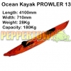 Ocean Kayak Prowler 13- YELLOW
