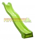 PFS13.5 Fibreglass Long Double Wave Slide (1500mm deck)