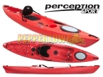 Perception Pescador 12.0 Fishing Kayak