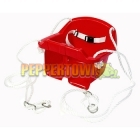 Toddler Safety Seat with Ropes- Red