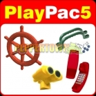 PlayPac5 Playground Accessories Pack