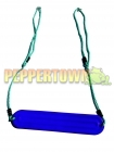 Adjustable Ribbed Strap Seat- BLUE