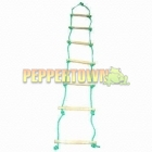 7 Rung Rope Ladder