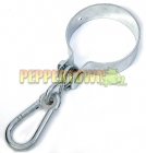 Swing Hanger for Round Logs- 125mm