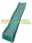 SL1 Slimline 2.5m Wave Slide- GREEN