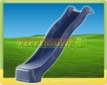 SL5 Slimline 2.05m Wave Slide- BLUE