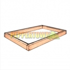 Single Layer Sandpit Kit