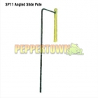 Angled Slide Pole - Red