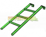 3 Rung Steel Ladder