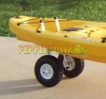 Scupper Kayak Trolley by Mountain Kayak