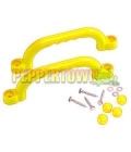 Short Playground Handles- YELLOW (pair)