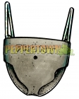 Slash Proof Black Capsule Swing Seat