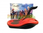 Alien Flier Sport Sled - Red