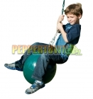 Buoy Ball Swing on Chain