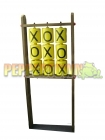 Tic Tac Toe Set with Frame