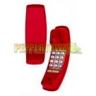 Playground Telephone RED