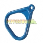 Trapeze Plastic Handles- BLUE (sold in pairs)