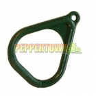 Trapeze Plastic Handles- GREEN  (sold in pairs)