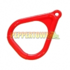 Trapeze Plastic Handles- RED  (sold in pairs)