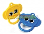 Plastic Monkey Ring - Blue