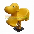 Puppy Spring Rocker- YELLOW or RED