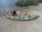 Yellowfin Angler Mountain Kayak