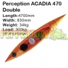 Perception Acadia 470 Double (only one left)