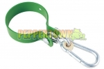 Swing Hanger for Round Logs GREEN - 100mm