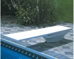 Bombora Diving Board: Pewter Grey