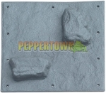 Climbing Wall Panel A- Two Rocks (304 x 304mm)