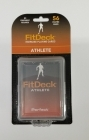 Fit Deck Athlete Exercise Cards