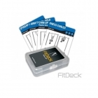 Fit Deck Pull Up Exercise Cards