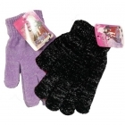 Girls Glitter Gloves