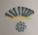 Hills Glide Swing Replacement Bolt Pack